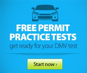 Free Permit Practice Tests - Get ready for your DMV test - START NOW!