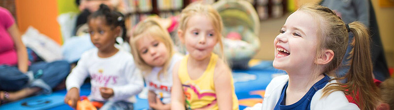 Children's activity at Bolivar County Library System
