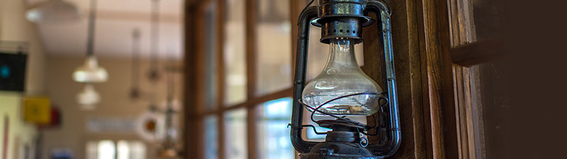 Old Lantern at Bolivar County Library System