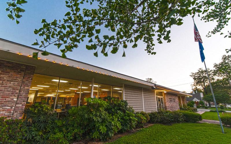 Robinson-Carpenter Memorial Library