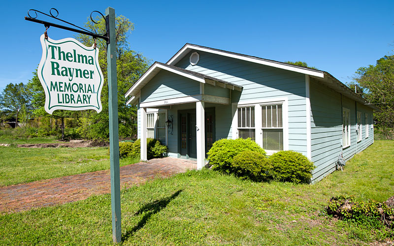 Thelma Rayner Memorial Library