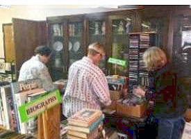 2016 Annual Friends' Book Sale