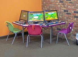 2015 New Children's Computers, Table & Chairs